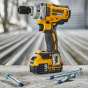 DEWALT 18V Impact Wrench with Precision Wrench Control| DCF894P2