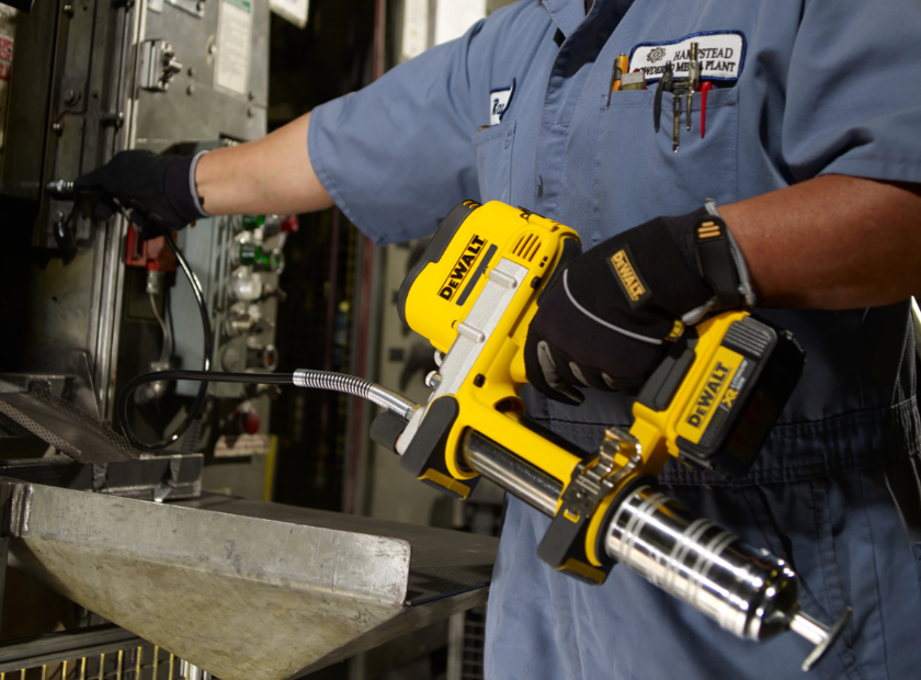 DEWALT Grease Gun Back In South Africa